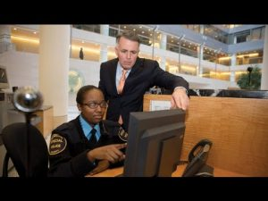 security with housekeeping